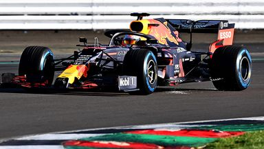 First look: New Red Bull on track