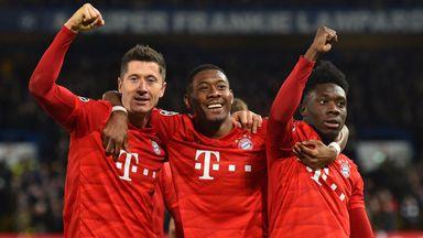 Giroud: Bayern are a machine