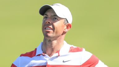 McIlroy maintains Riviera title bid