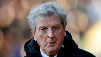 Hodgson positive about his Palace future