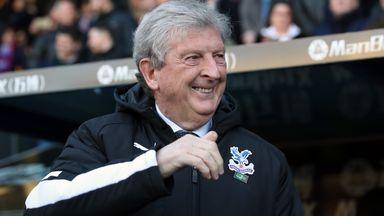 Hodgson plays down talk of Europe