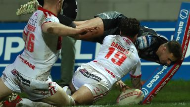 Hull KR 8-28 Castleford