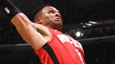 Westbrook thriving with 'micro-ball' Rockets