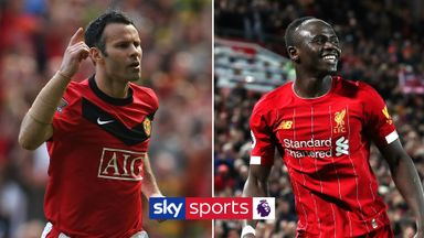 Mane vs Giggs | Best PL Goals
