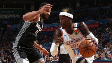 NBA Wk19: Kings 108-112 Thunder