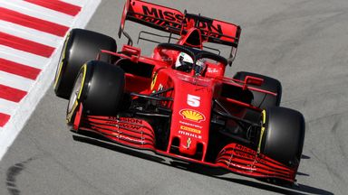 Binotto: Ferrari not sand-bagging