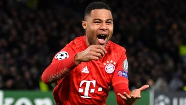 Serge Gnabry backs Common Goal campaign