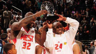 Shaq: Kobe wanted every All-Star MVP