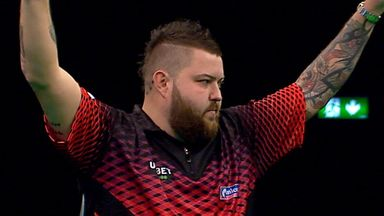 Smith hits nine-darter in Dublin!