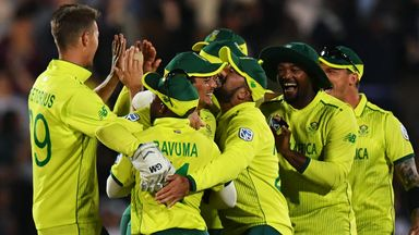 SA vs England: 1st T20I highlights