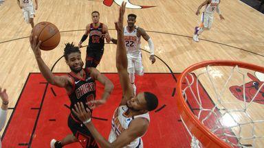 NBA Wk18: Suns 112-104 Bulls