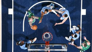 NBA Wk18: Celtics 127-117 Timberwolves