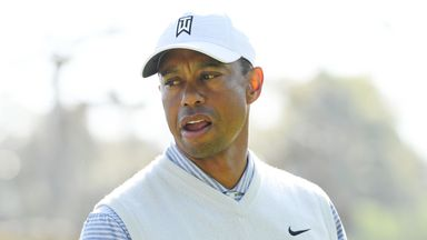 Tiger rues bad wedge mistakes