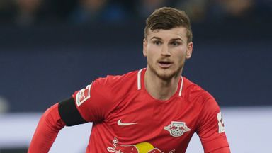 Is Werner destined for Liverpool?