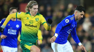 HT Norwich 0-0 Leicester