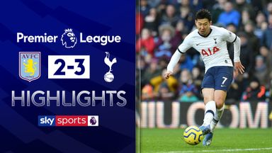 Son scores last-gasp winner for Spurs