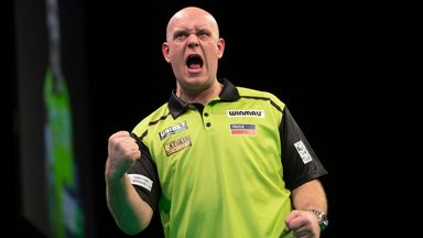 MVG beats Wright on opening night