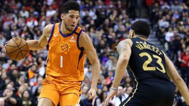 NBA Wk18: Suns 101-118 Raptors