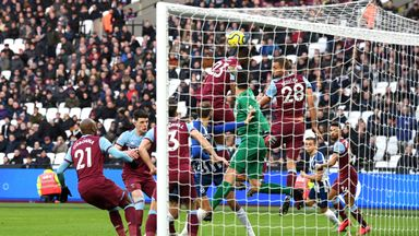 Hammers errors prove costly