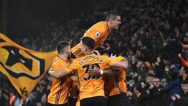 Nicholas: Wolves a big danger for top four