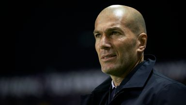 Zidane: Real Madrid can recover