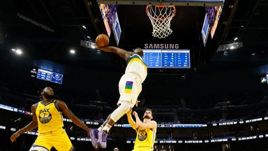 NBA Wk18: Pelicans 115-101 Warriors