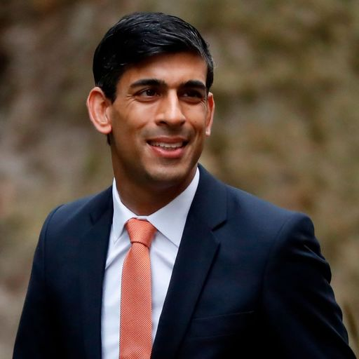 Who is new chancellor Rishi Sunak?