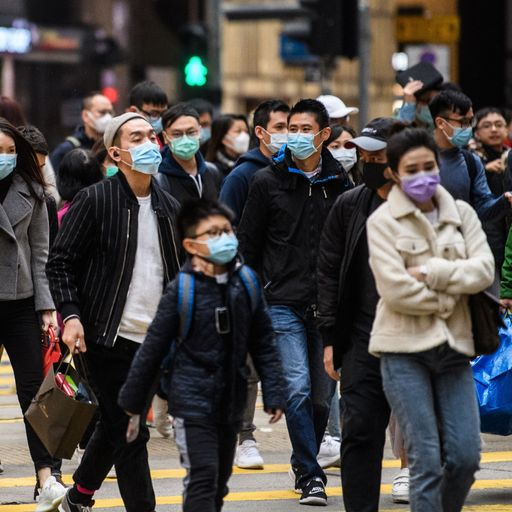 How the virus is spreading in real-time