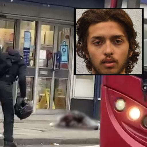 Sudesh Amman: Police voiced concern over Streatham terror attacker's intent before his release from