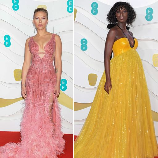 BAFTA fashion: The best of the red carpet