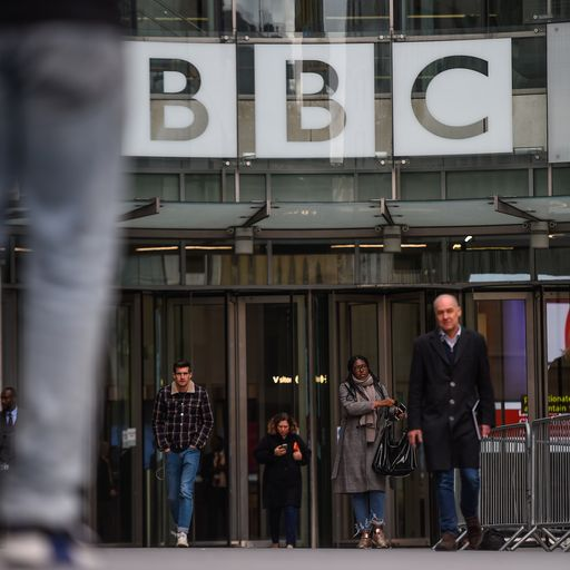 BBC News to be 'reshaped' - with 450 job losses