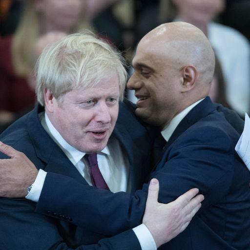 Boris Johnson's 'moderate' reshuffle morphs into a major crisis