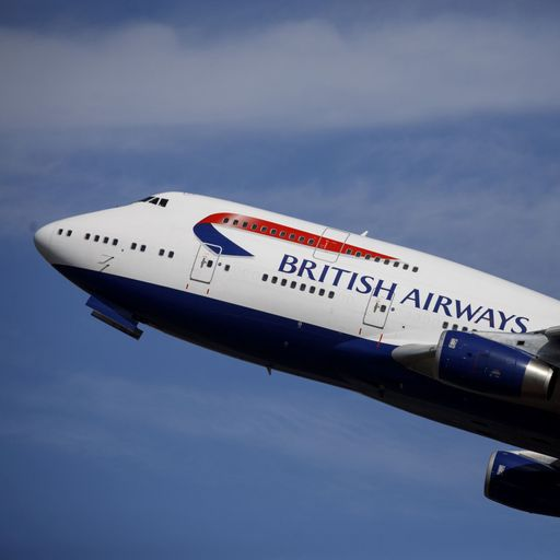 Record losses cannot be sustained without action, says BA owner