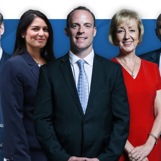 Cabinet reshuffle: Possible winners and losers