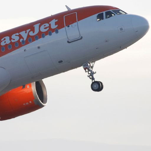 Coronavirus: EasyJet founder in threat to oust board