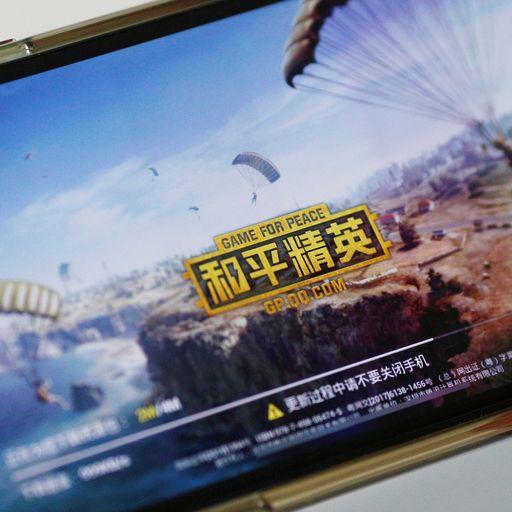 Coronavirus sparks China download boom