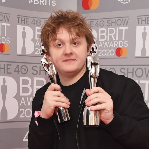 Brit Awards 2020: Lewis Capaldi, Billie Eilish and Stormzy among winners