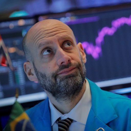 How does the global market chaos compare with the 2008 crash?