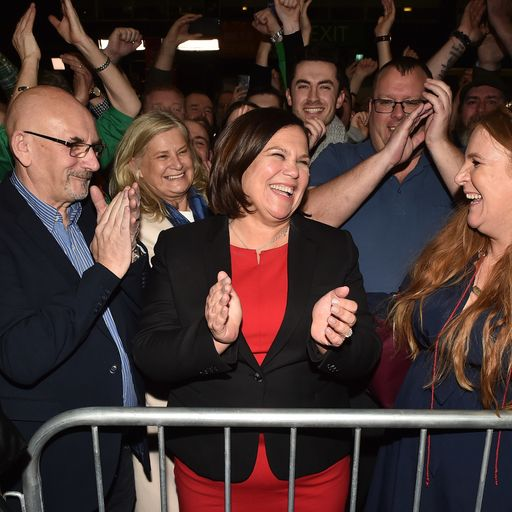 Ireland election: Well hello Mary Lou, goodbye two-party politics