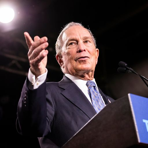 Michael Bloomberg to face rivals for first time at next Democratic debate