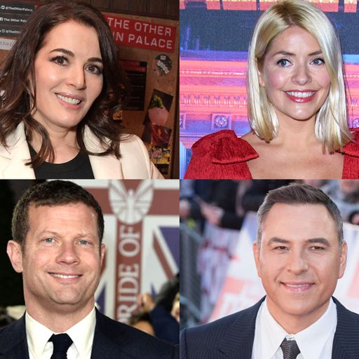 Phillip Schofield gets messages of support from celebs