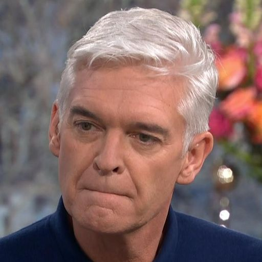 Phillip Schofield reveals he is gay - read his full statement