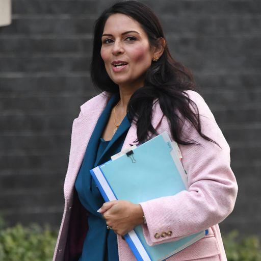Has 'demanding' home secretary crossed the line?