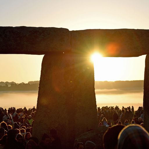 Stonehenge built by descendants of early immigrants, study finds
