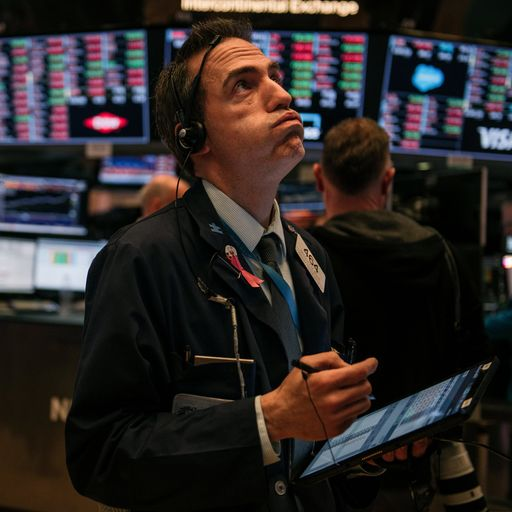 Stock markets pick up despite steady flow of grim corporate updates