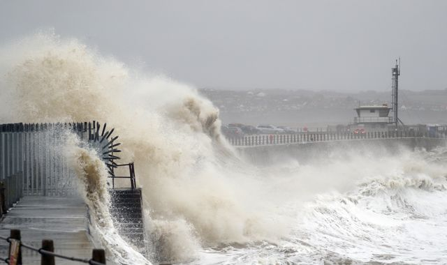 UK weather: Storm Dennis on the way bringing more gales and heavy rain