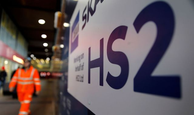 HS2: Chinese firm says it can build rail project in five years and at much lower cost
