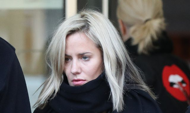 Caroline Flack: Why did CPS pursue star's case - despite boyfriend withdrawing complaint?