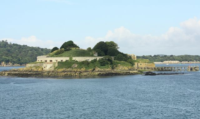 Drake's Island: Former fortress off Plymouth to reopen for first time in 30 years