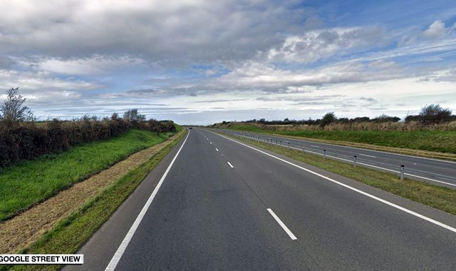 Baby dies and woman in critical condition after car collides with lorry in Wales